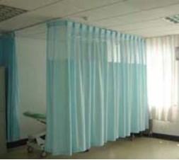 【生产销售】高档医疗隔帘 抗菌医用隔帘 医院诊所窗帘 美容院阻燃隔帘窗帘