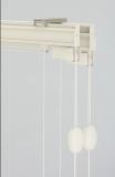 专业销售日本波伦罗马帘轨道/柔式双层罗马帘轨道/拉线式罗马轨道
