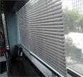 上海济缘电动百叶玻璃幕墙窗帘 ,办公室电动百叶100%价格优惠100%质量保