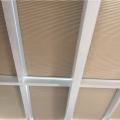 工厂直销阳光房遮阳风琴帘天棚帘,遮光窗帘蜂窝帘,电动蜂巢天棚帘