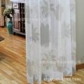 STARVERY 思达蓓丽 客厅 日本设计田园白色印花 13052 窗纱