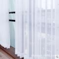 特价 日本设计 卧室 客厅书房 13084 绣花窗纱