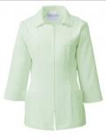 进口护士服套装 中袖上衣 四色可选 抗菌加工