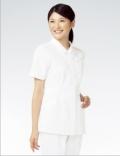 进口医护服饰 护士工作服套装 短袖上衣 三色