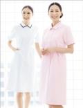 进口护士服女装 夏装 抗菌加工 环保材料 吸汗抗皱