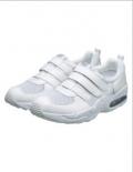进口医护运运鞋 医生鞋 护士鞋 魔术贴白色MX126