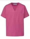 进口医护工作服 洗手服 手术服上衣 四色