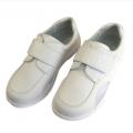 进口医护运运鞋 女款 护士鞋 魔术贴白色188-33