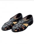 进口医护鞋 男女 医生鞋 黑色 188-25