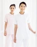 进口护士服套装 短袖上衣