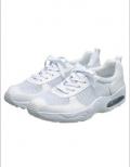 进口医护运运鞋 男女医生鞋 护士鞋 系带白色MX125