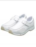 进口医护运运鞋 女款 护士鞋 魔术贴白色188-36