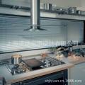 上海名扬16mm 进口铝片拉丝系列铝合金百叶帘标准系统