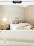 现代简约素色条纹无缝墙布 医院病房无缝墙布 卧室壁布JX16-36