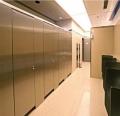 铝蜂窝板卫生间隔断,铝合金卫生间隔断,铝蜂窝板 复合铝板材