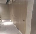 高档酒店金属卫生间隔断 工装卫生间隔断 成品卫生间隔断蜂窝板