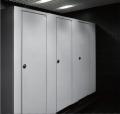 金属蜂窝板卫生间隔断,高档成品厕所隔断 铝蜂窝板卫生间隔断