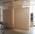 专业生产医用隔帘,医院病床隔帘布、永久阻燃、防尘抗菌功能