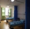 【专业生产】高档医疗隔帘 医用隔帘 医院诊所窗帘 美容院窗帘