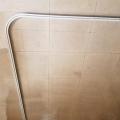 厂家直销U型隔帘轨道、 L型隔帘轨道 、铝合金嵌入式隔帘轨道