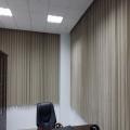 厂家批发仿真丝高精密100%遮光环保医用窗帘纯色遮光布遮阳布窗帘
