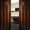 厂家直销pvc折叠门 医院B超室折叠门 室内推拉隔断  卫生间折门